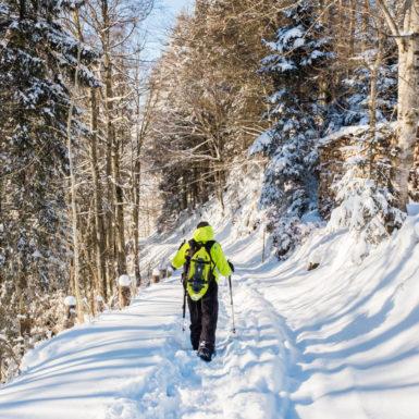 Winterwandern in Illgau