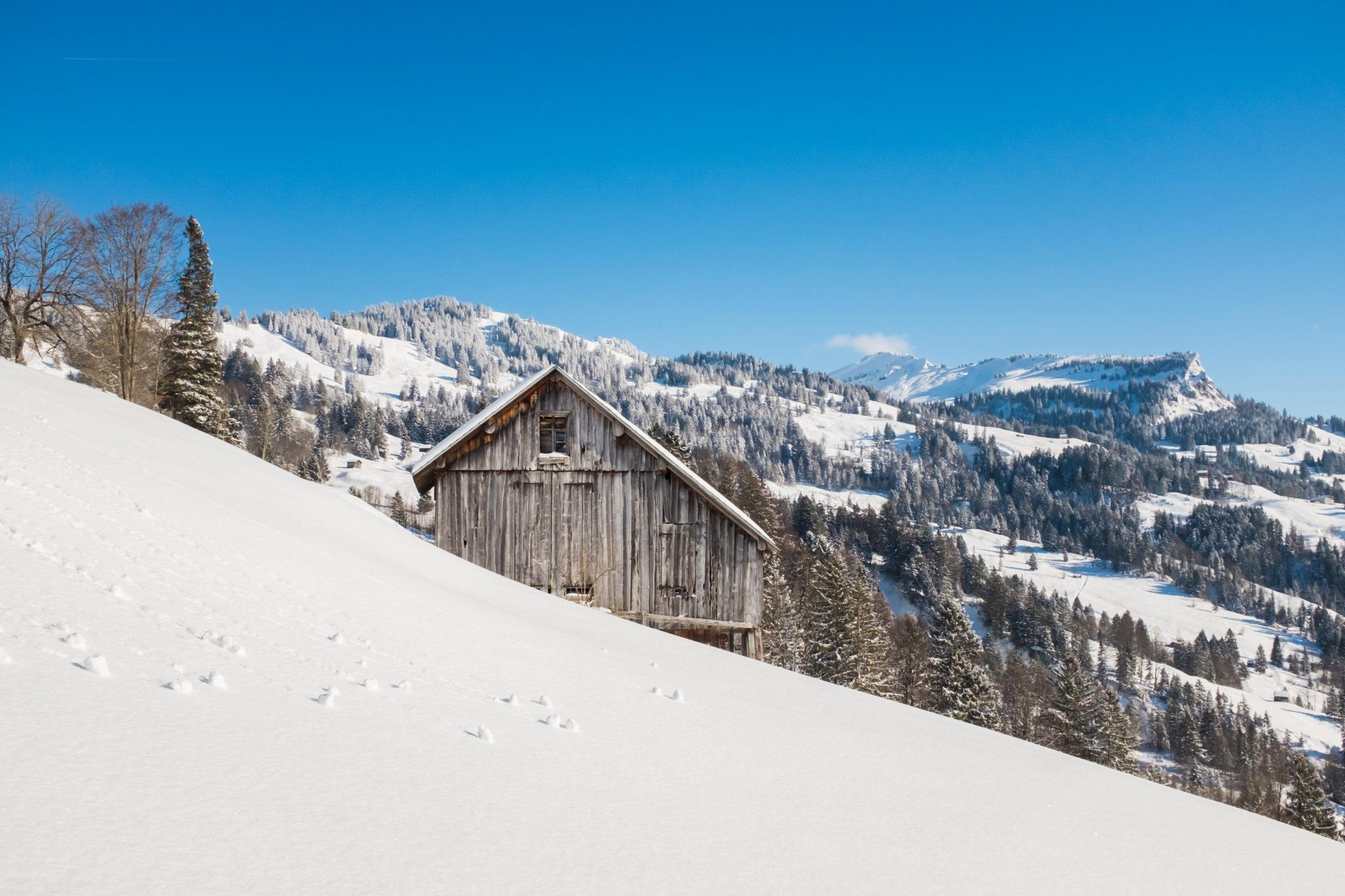Winterwandern Illgau