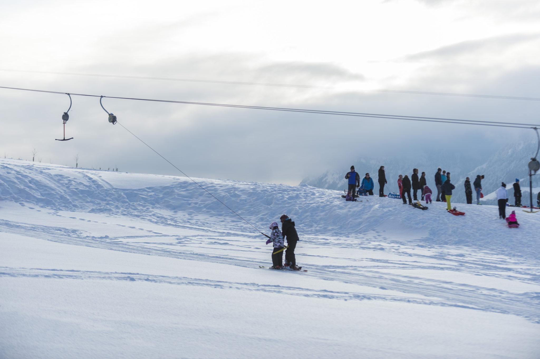 Skilift Morschach