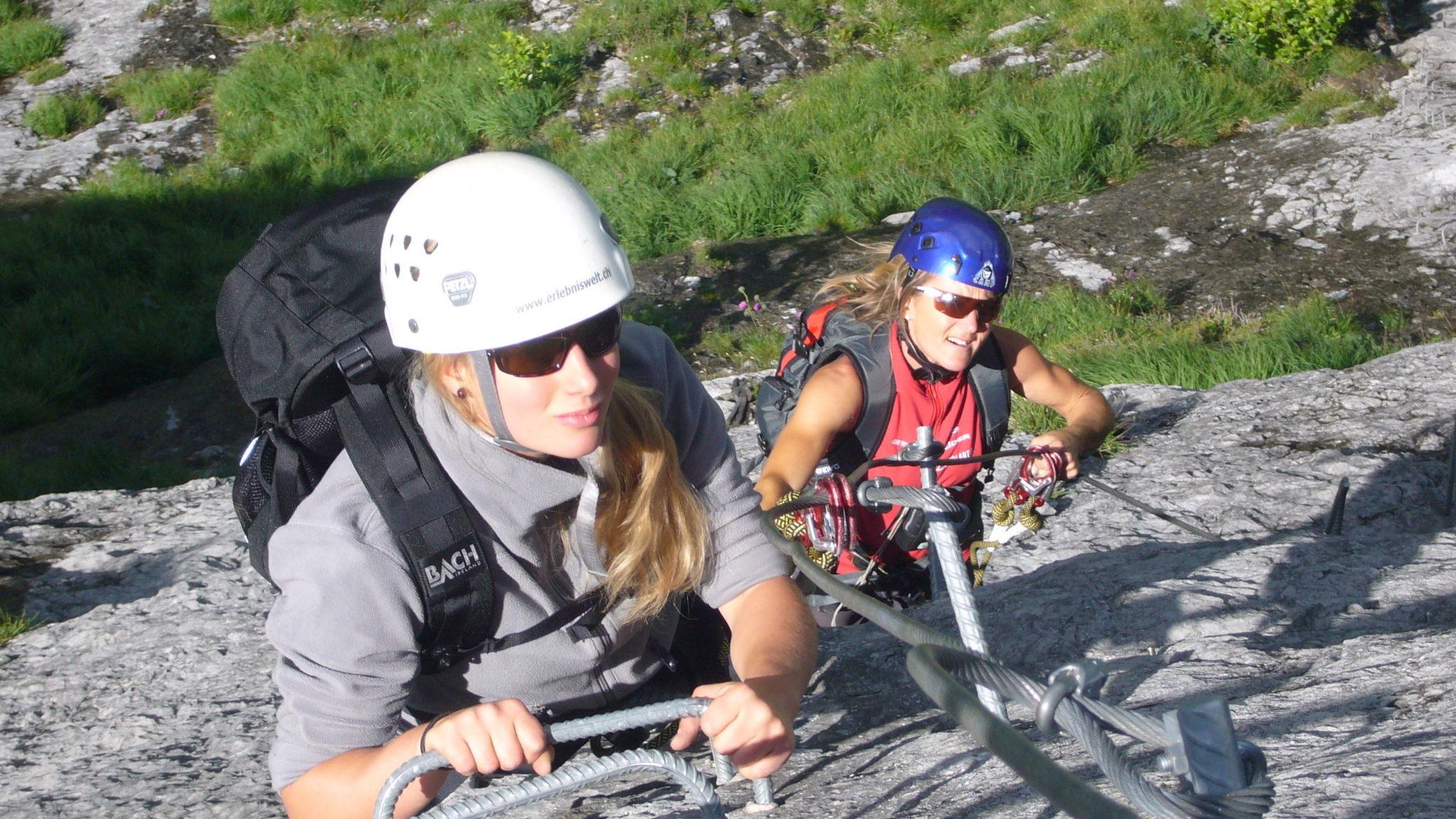 Klettersteig Muotatal