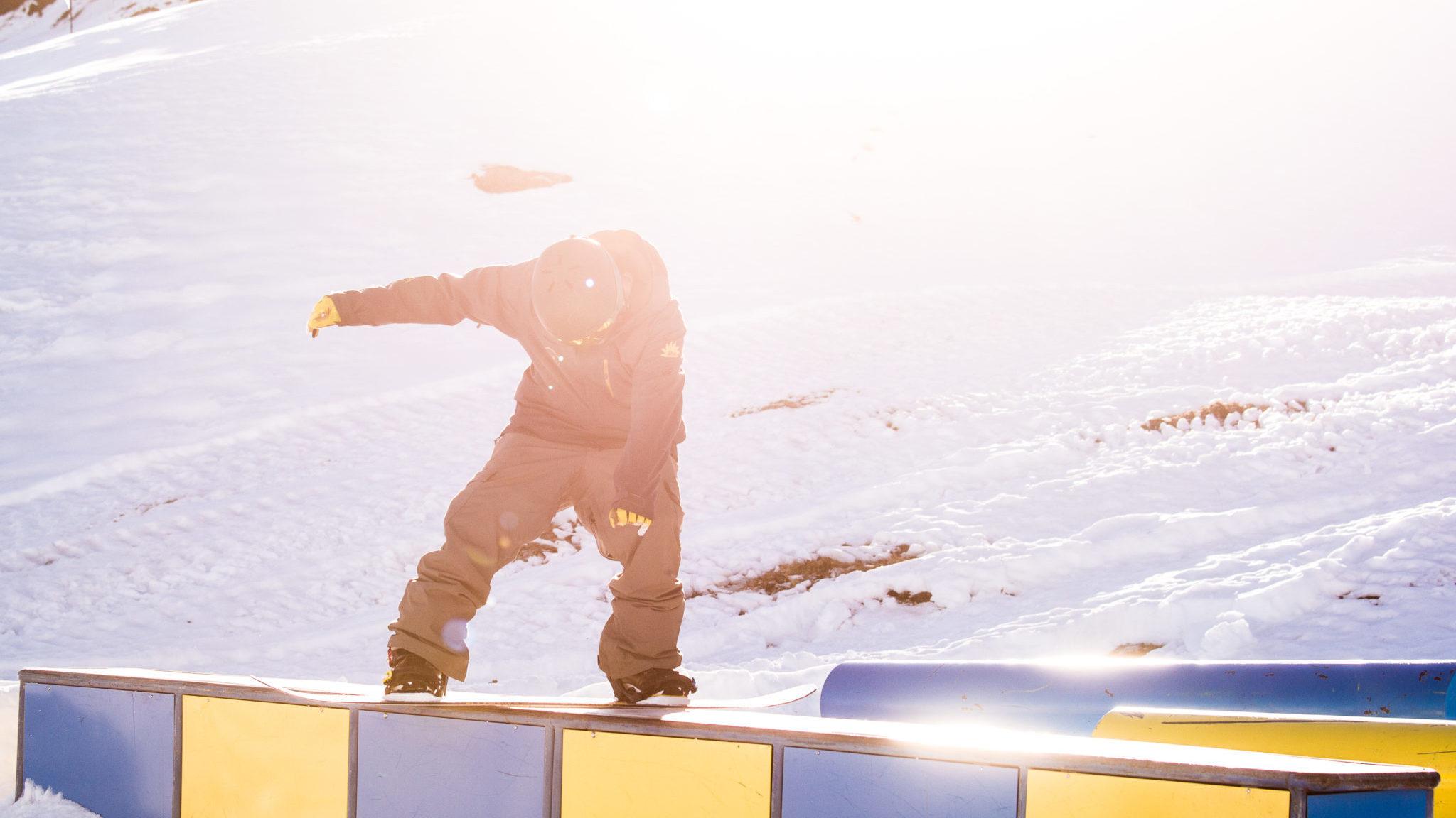 Shredisfaction Snowpark Stoos