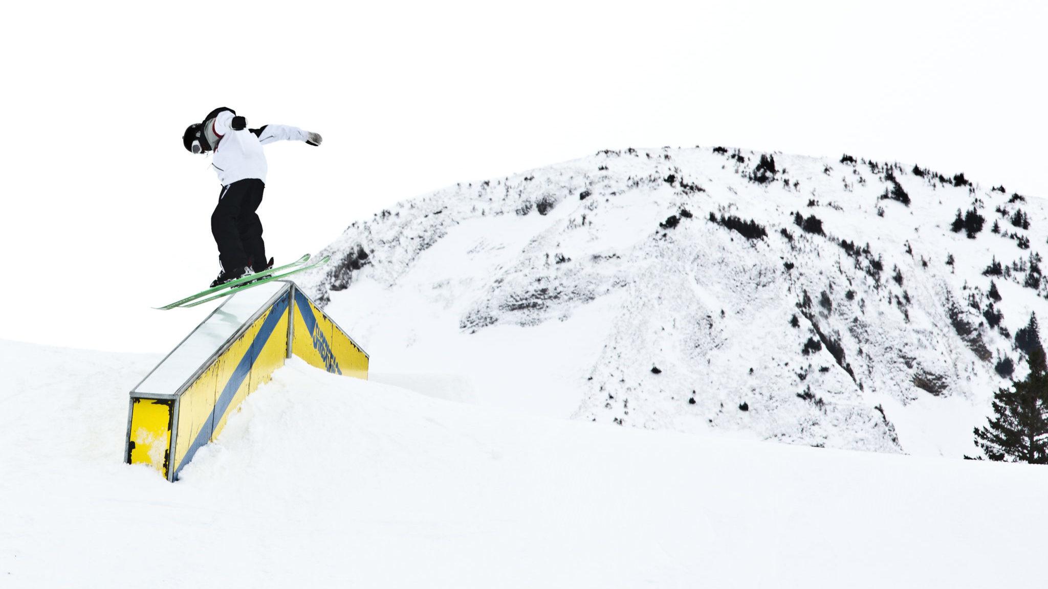 Rails im Snowpark