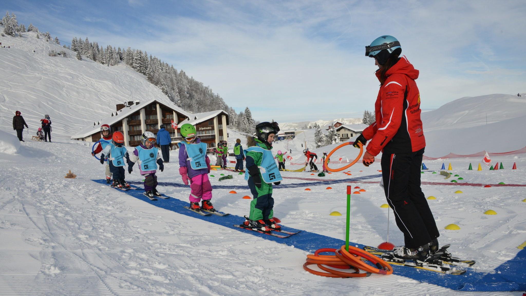Skiunterricht Stoos