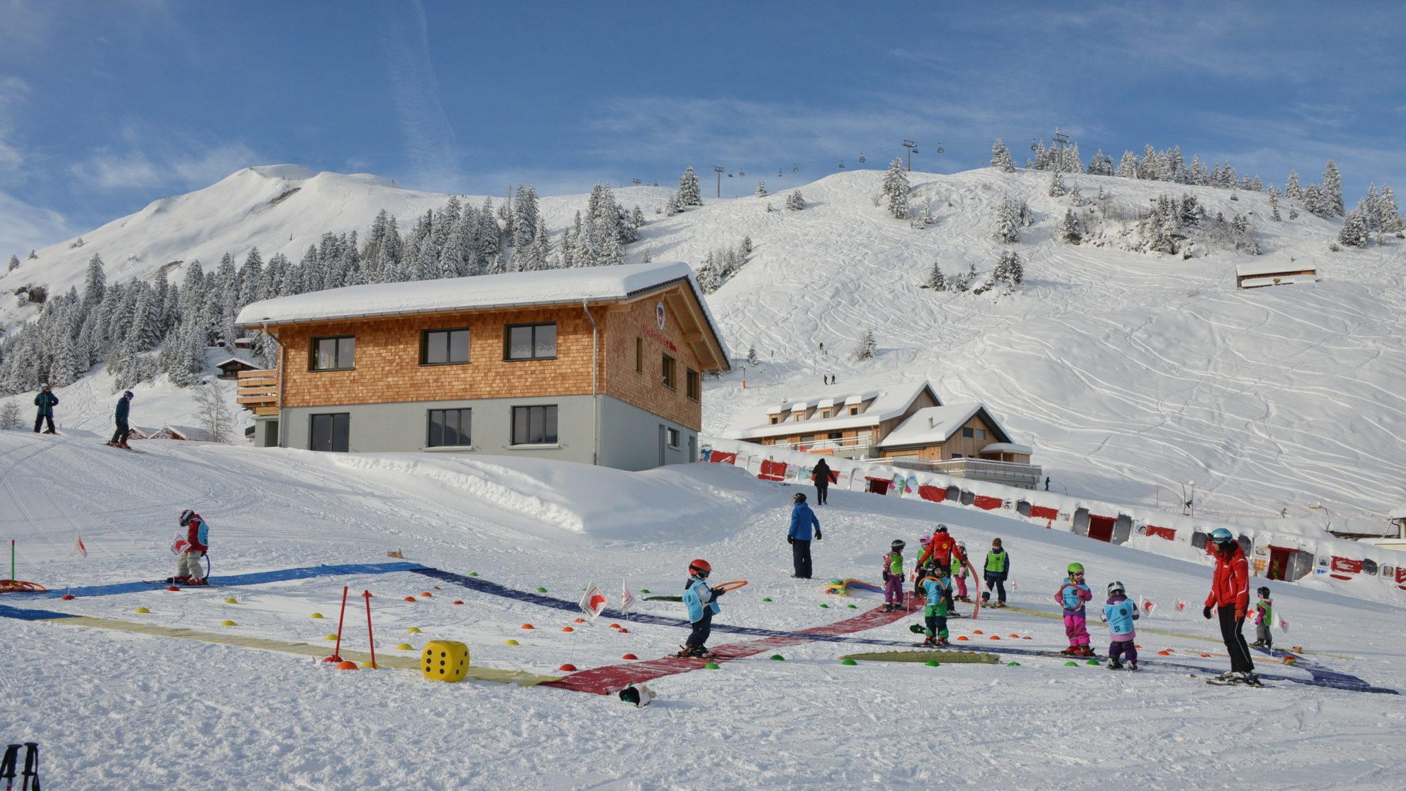 Skischule Stoos