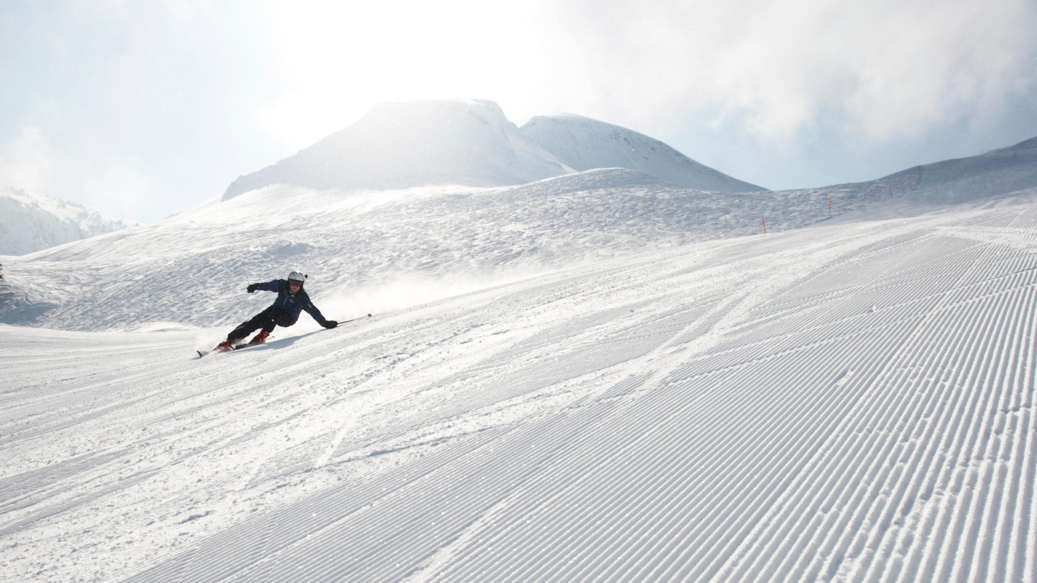 Skifahren Stoos