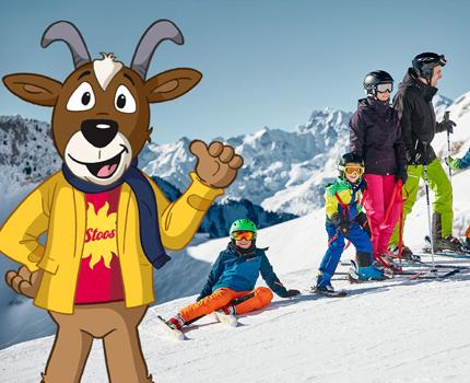 Skifahren mit Kindern_430x350