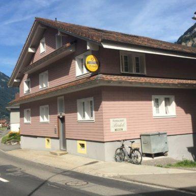 Restaurant Bödeli von vorne